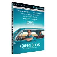 Green Book : Sur les routes du sud Combo Blu-ray 4K Ultra HD