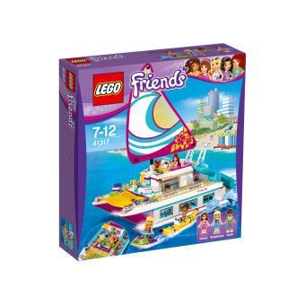 LEGO® Friends 41317 Le catamaran
