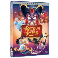 Le Retour de Jafar DVD