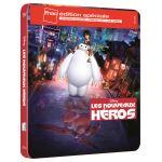 Les Nouveaux héros Steelbook Edition spéciale Fnac Blu-ray