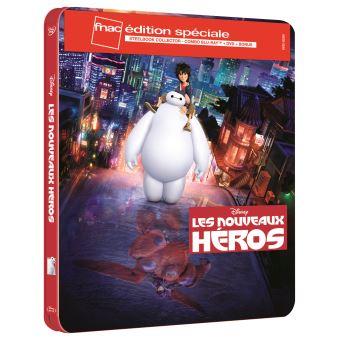 Les nouveaux hérosNOUVEAUX HEROS BONUS-FR-FNAC-STEELBOOK BLURAY+DVD