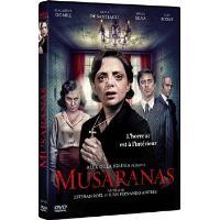 Musarañas DVD