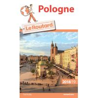 premium selection d7a46 f91b5 Guide du Routard Pologne 2019/20