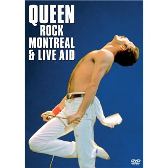 Queen rock Montreal and Live Aid