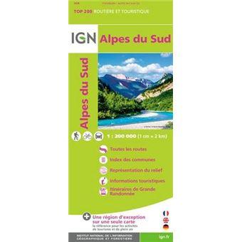 Top 200 Alpes du Sud