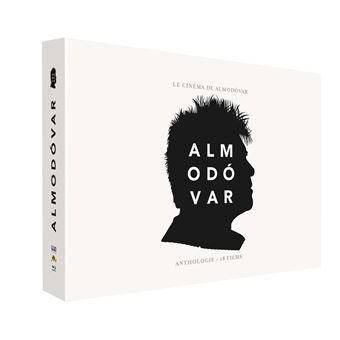 Le cinéma d'Almodovar Anthologie 18 films DVD