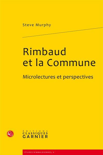 Rimbaud et la commune, 1871-1872