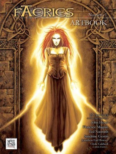 Faeries Artbook