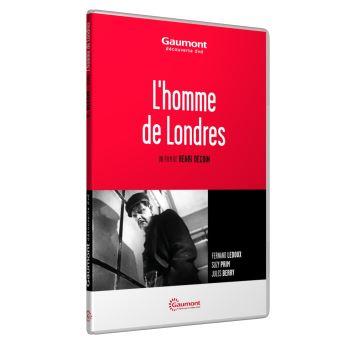 L'homme de Londres DVD