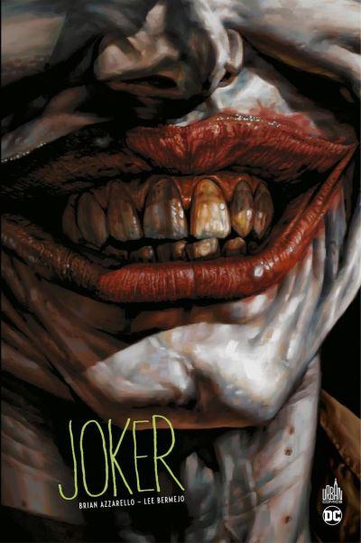 Joker - Intégrale - 9791026833062 - 6,99 €