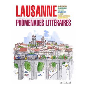Lausanne promenades littéraires
