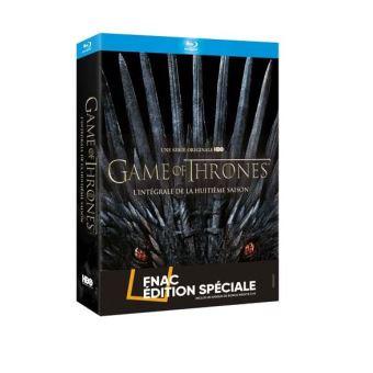 Le trône de ferGame of Thrones Saison 8 Edition Spéciale Fnac Blu-ray