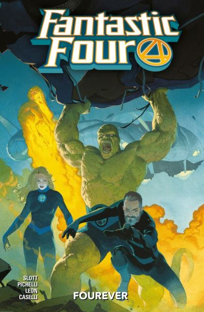 Fantastic Four (2018) T01 - Fourever - 9782809482706 - 6,99 €