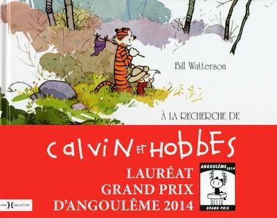 A la recherche de Calvin and Hobbes
