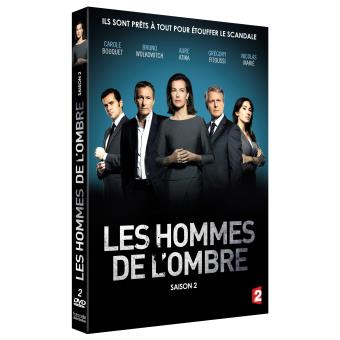 Les hommes de l'ombreL'intégrale de la Saison 2 DVD