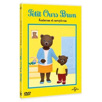 Petit Ours BrunPetit Ours Brun Histoires et comptines DVD