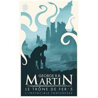 Livres Game Of Thrones Le Trone De Fer Fnac