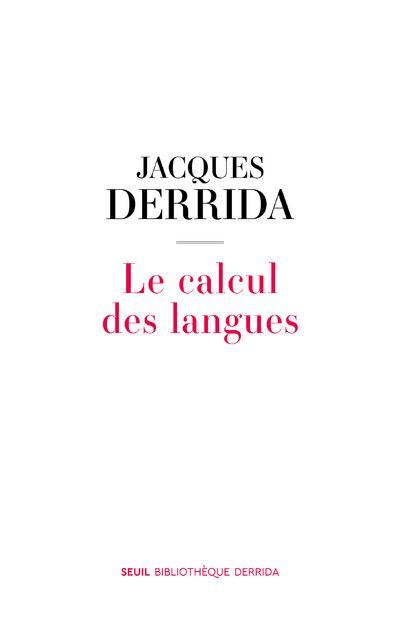 Le Calcul des langues