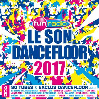Le Son Dancefloor Fun Radio 2017 Coffret