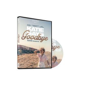 Katie Says Goodbye DVD