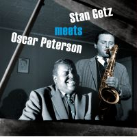Stan Getz Meets Oscar Peterson - LP 180g Vinil 12''