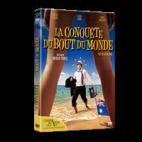 La Conquête du bout du monde DVD