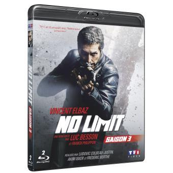 No LimitCoffret intégral de la Saison 3 Blu-Ray
