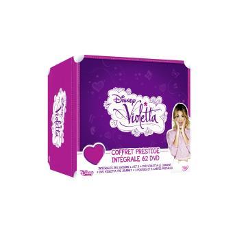 ViolettaCoffret Prestige Violetta Intégrale 61 DVD Inclus 3 posters + 3 cartes postales
