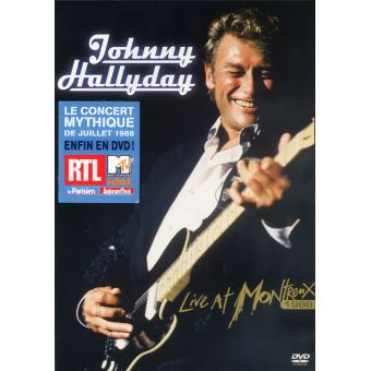 Live at Montreux 1988 DVD