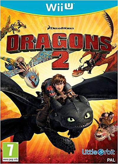 How To Train Your Dragon 2 Wii U - Nintendo Wii U