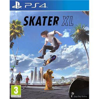 SKATER XL FR/NL PS4