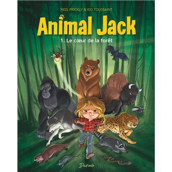 Animal JackAnimal Jack - Le coeur de la forêt