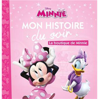 MickeyLA MAISON DE MICKEY - Mon Histoire du Soir - La boutique de minnie