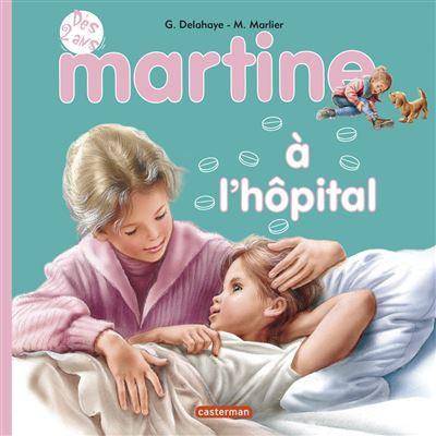 Martine Martine A L Hopital Pdf Epub Telecharger Des