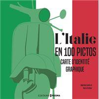 L'Italie en 1001 infos - Carte d'identité graphique