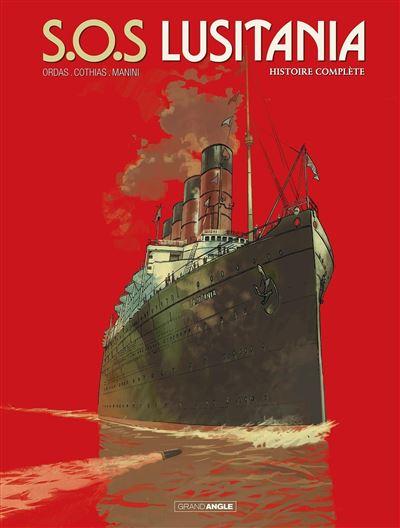 S.O.S Lusitania - intégrale