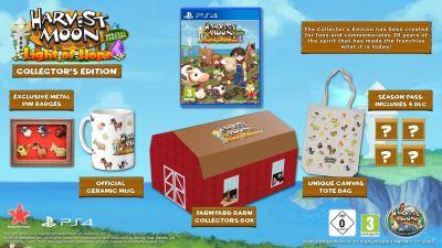 Harvest Moon Lumière d'espoir Edition Collector PS4