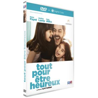 tout pour tre heureux dvd dvd zone 2 cyril gelbat manu payet audrey lamy tous les dvd. Black Bedroom Furniture Sets. Home Design Ideas