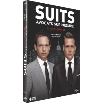 SuitsCoffret intégral de la Saison 4 - DVD