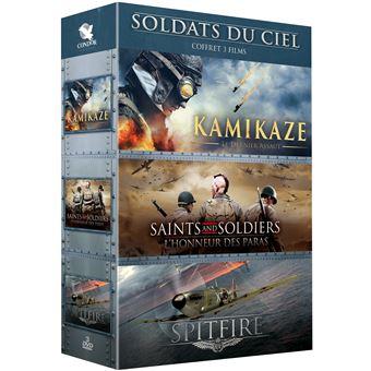 SOLDATS DU CIEL-COFFRET-FR