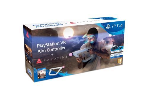 Jeu Farpoint PSVR + manette de visée Playstation VR