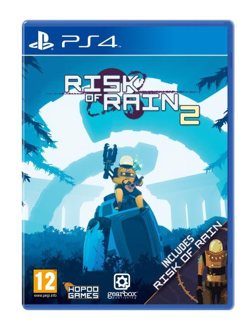 Risk of Rain 2 PS4