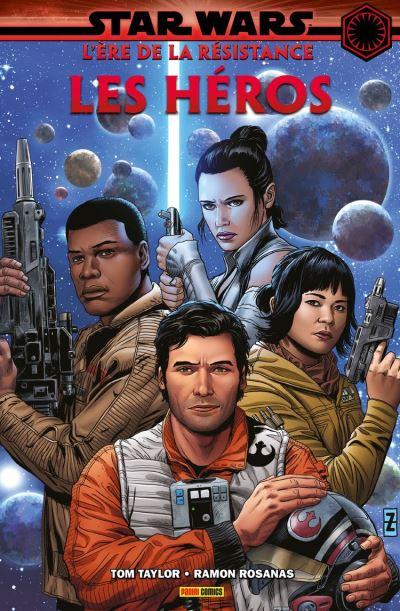 Star Wars : L' ère de la Résistance - Les héros - 9782809490169 - 11,99 €