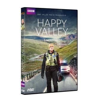 Happy ValleyHappy Valley Saison 2 DVD