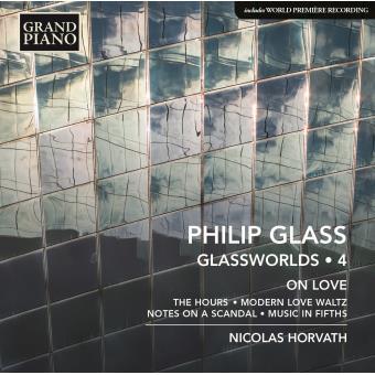 Glassworlds Volume 4 On Love