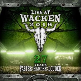 Live at wacken.. -dvd+cd-