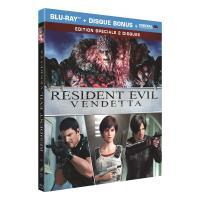 Resident evil vendetta/bd bonus/uv