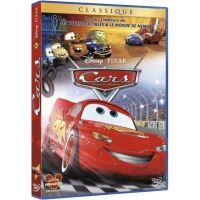 Cars Quatre roues DVD