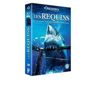 Coffret Les Requins DVD