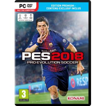 PES 2018 Edition Premium Day One PC